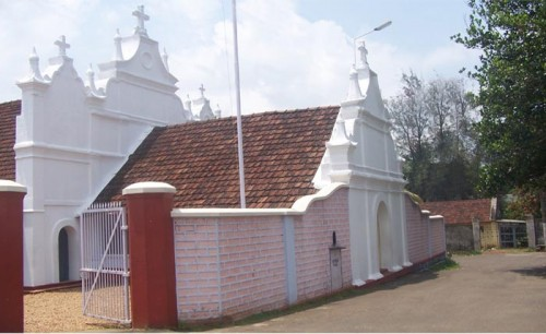 Iglesia donde está sepultado.