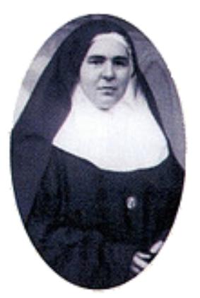 Fotografía de la Beata Josefa Monrabal Montaner.