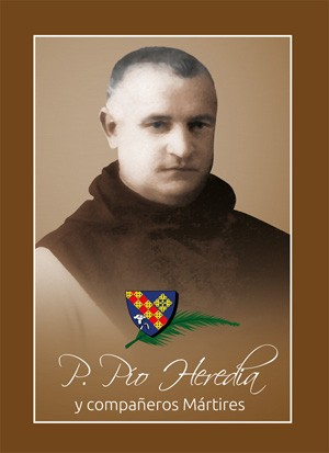Padre Pío Heredia.