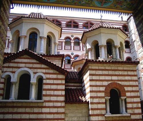 Monasterio de Santa Teodora en Tesalónica.