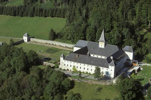 Abadía de Tamié.
