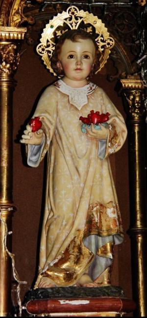 Santo Niño Mueve Corazones.