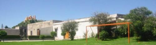 Hacienda El Cristo.