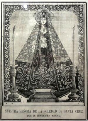 Grabado popular del siglo XX, de José Guadalupe Posada.