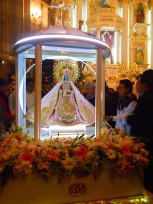 Festividades de la Virgen del Buen Suceso. Foto de Leobardo Olguin.