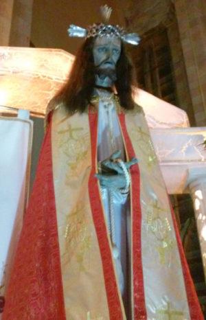 Cristo Rey Señor de Tabasco