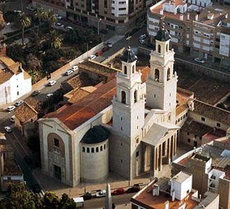 Basílica de San Pascual Baylón. Vila-Real, Castellón (España).