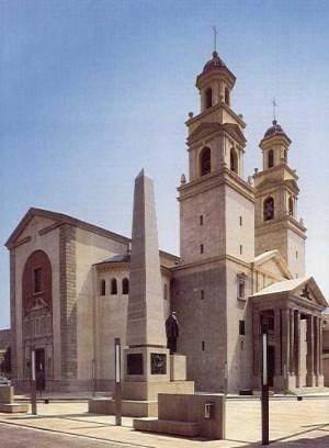 Basílica de San Pascual Bailón. Vila-real (Castelló, España).
