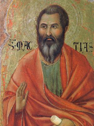 Resultado de imagen para matías apóstol