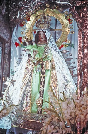 Nuestra Señora de la Candelaria de Copacabana.
