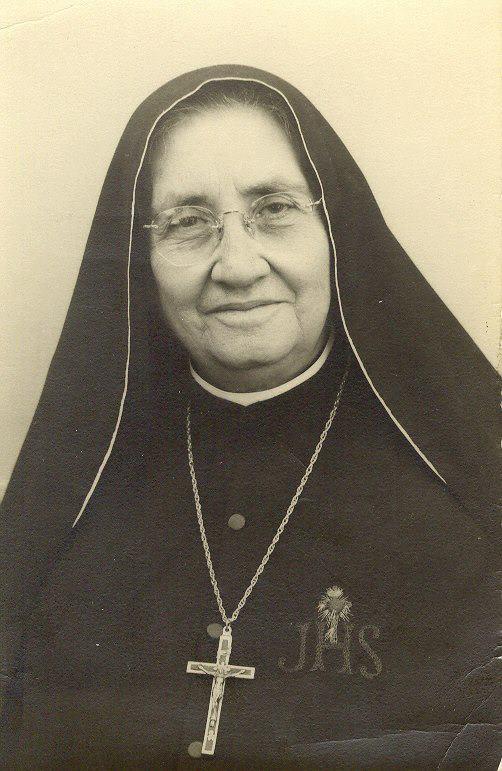 sveta Marija iz Guadalupe - devica in ustanoviteljica