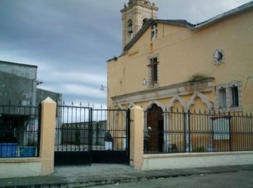 Santuario del Tizonazo, centro del culto al Señor de los Guerreros.