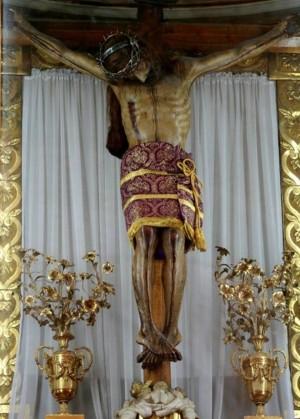 Santísimo Cristo de Chalma, México.