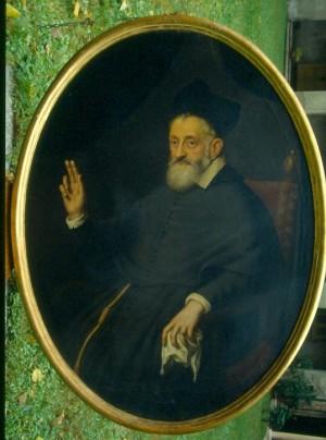 Retrato del Venerable Francisco Gonzaga. Museo diocesano de Mantova, Italia.