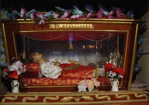 San Flaviano mártir en Tlatlauquitepec, Puebla.