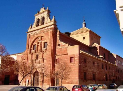Convento trinitario de Alcázar de San Juan, Ciudad Real (España).