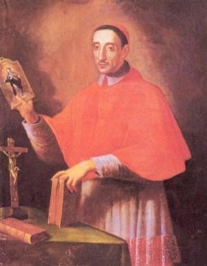 Lienzo del Santo, de autor y fecha desconocidas. Fuente: www.vatican.va