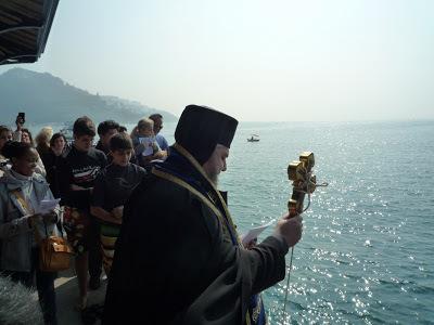 Celebración de la Teofanía en Hong Kong.