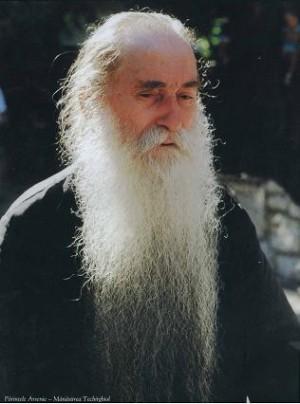 Fotografía del padre Arsenio Papacioc.