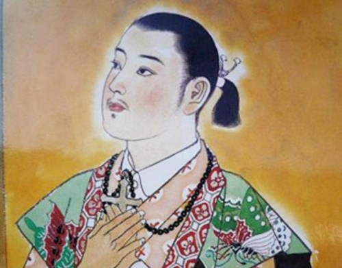 """Siervo de Dios Justo Takayama Ukon, """"el samurai de Cristo""""."""