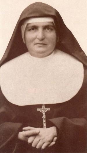 Fotografía de la Beata en su hábito de Hija de María Auxiliadora.