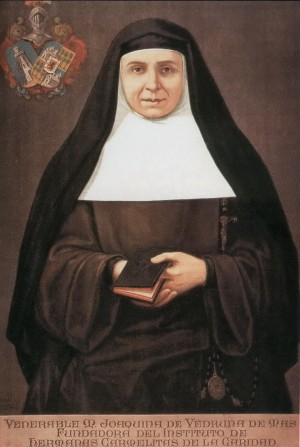 Óleo-retrato pintado en 1903 por Francisco Morell i Cornet, a partir de una fotografía original retocada.