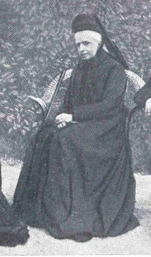 Sierva de Dios María Clotilde de Saboya-Bonaparte, condesa de Moncalieri.