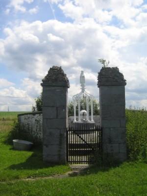Fuente de la Santa en Saintes (Francia), cuyas aguas se consideran buenas para la vista.