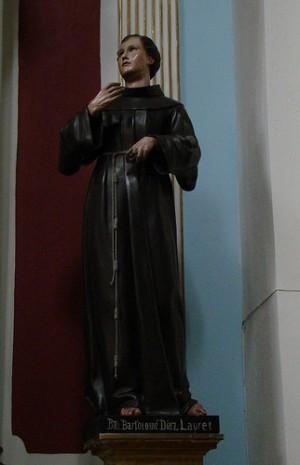 Imagen del Beato en el Santuario de San José de Gracia, en Guadalajara (México).