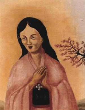 Beata Magdalena Kiyota, terciaria dominica y mártir japonesa.