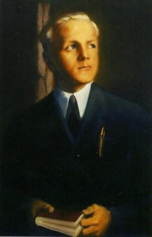 Retrato del Beato.