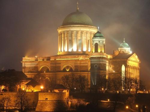 Catedral de Esztergom, Hungría.