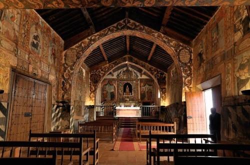 Vista del interior de la ermita. Fuente: www.cofrade.sevilla.abc.es