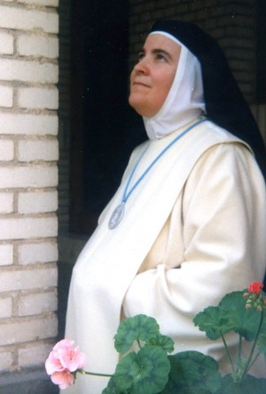 Fotografía de la Madre Mercedes de Jesús.