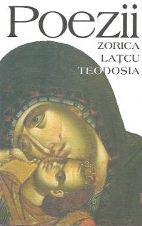Portada de uno de los libros de poemas de la madre Teodosia.