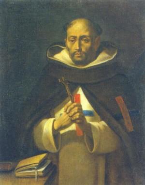 Retrato del Santo. Fuente: www.trinitiari.org