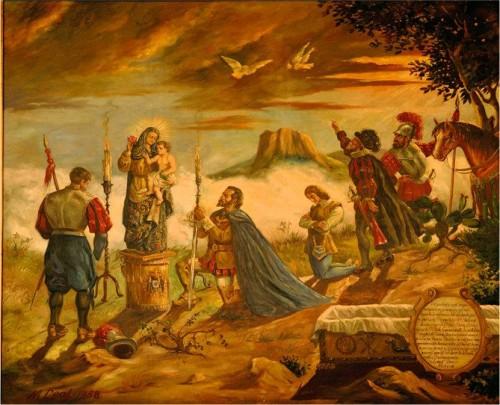 Plegaria a Nuestra Señora de Guanajuato para encontrar el camino.