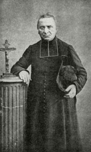 Fotografía del Beato hecha en 1867.