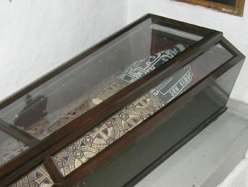 Urna de San Damián.