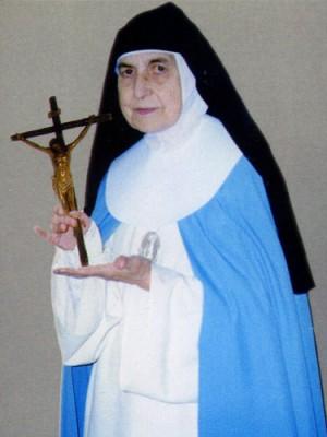 Fotografía de la Sierva de Dios.