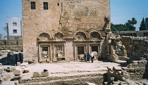 Iglesia de Mor Jacob en Nusaybin (Turquia).