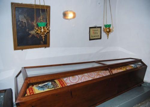 Urna de San Tito.