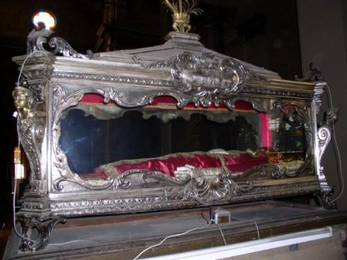 San Clemente, mártir romano. Sesto San Giovanni, Italia.