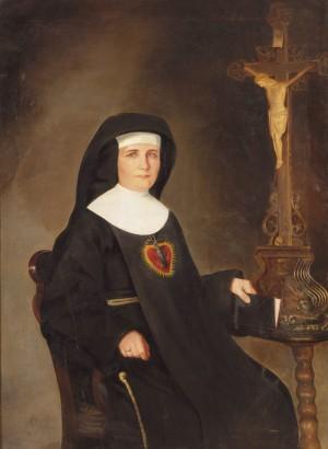 Lienzo-retrato extraído a partir de una foto original.