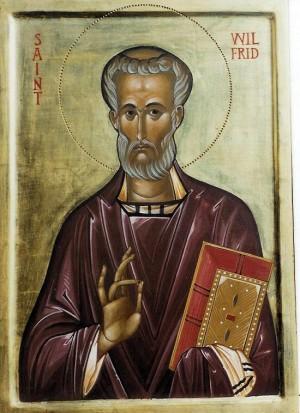 Icono del Santo.