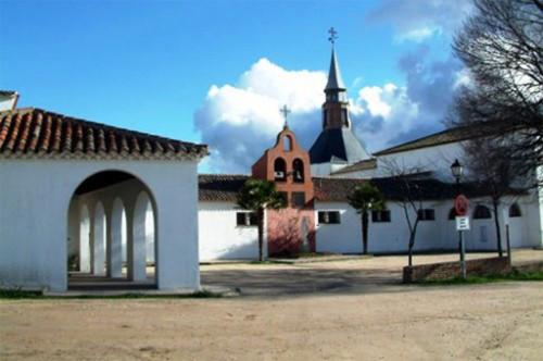 Convento de Santa Juana en Cubas de la Sagra, España.