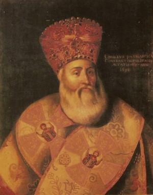 Lienzo-retrato del Santo. Génova, 1632.