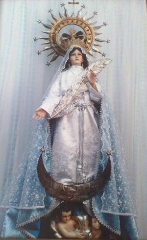 Nuestra Señora de la Asunción, de Santa María Cuaco, San Andrés Cholula. México.