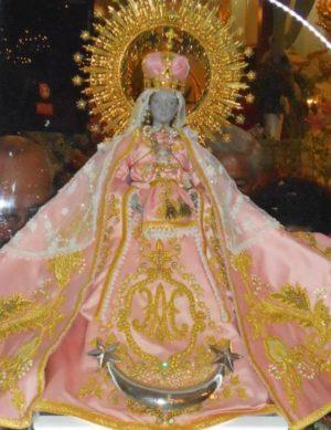 Nuestra Señora del Buen Suceso de Santiago Tianguistenco. Foto de Leobardo Olguin.