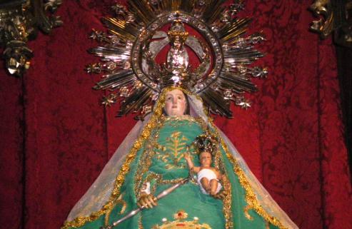 Nuestra Señora del Buen Suceso de Madrid, España.
